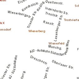 kaw Stadt ok Karte